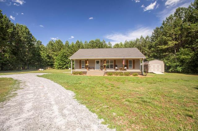 515 Poplar Hill Road, Ninety Six, SC 29666 (MLS #117548) :: Premier Properties Real Estate