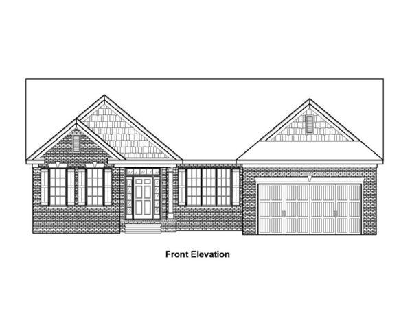 419 Rivers Run, Greenwood, SC 26949 (MLS #117562) :: Premier Properties Real Estate