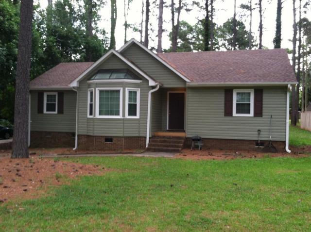 113 113 Loblolly, Greenwood, SC 29649 (MLS #117586) :: Premier Properties Real Estate