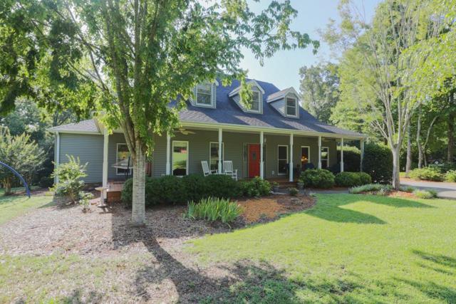 225 Faith Lane, Abbeville, SC 29620 (MLS #117607) :: Premier Properties Real Estate