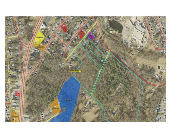 00 Barnwell, Abbeville, SC 29620 (MLS #117613) :: Premier Properties Real Estate