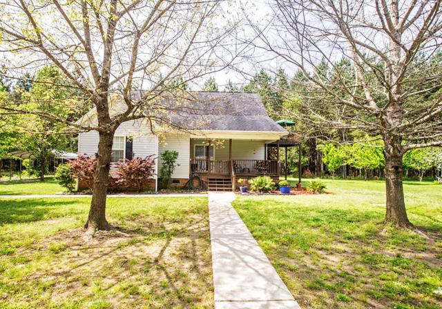 1116 E Epworth Camp Road, Ninety Six, SC 29666 (MLS #117620) :: Premier Properties Real Estate