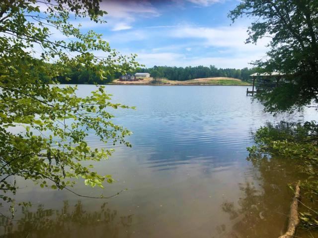 874 Eagles Harbor Dr, Hodges, SC 29653 (MLS #117626) :: Premier Properties Real Estate