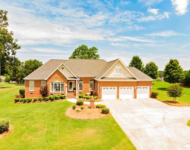 201 Fairway Lakes Rd, Greenwood, SC 29649 (MLS #117629) :: Premier Properties Real Estate