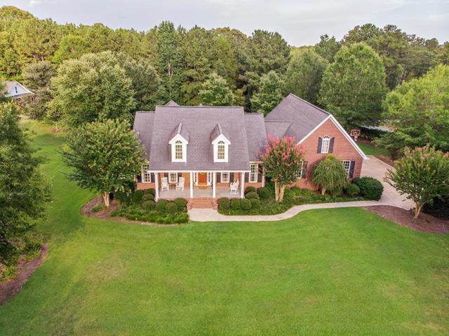 54 Deer Run, Abbeville, SC 29620 (MLS #117631) :: Premier Properties Real Estate