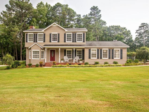 108 Bedford Road, Greenwood, SC 29646 (MLS #117654) :: Premier Properties Real Estate