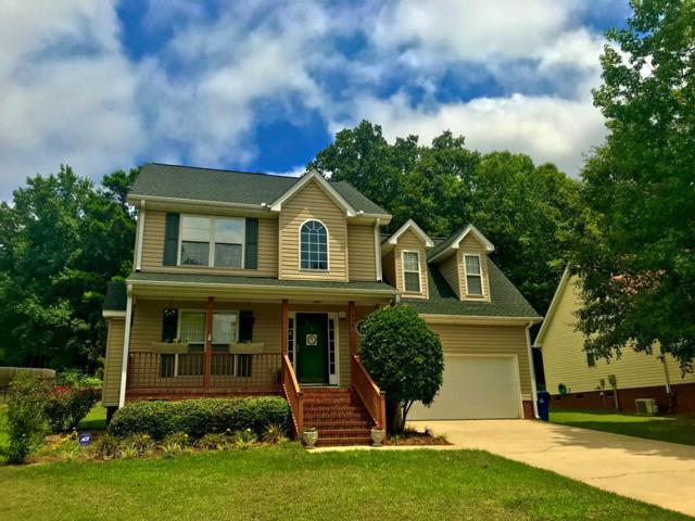 306 Oak Ridge Dr, Greenwood, SC 29649 (MLS #117664) :: Premier Properties Real Estate