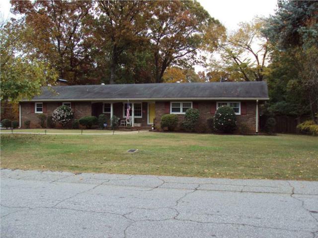 606 Belle Meade, Greenwood, SC 29649 (MLS #117667) :: Premier Properties Real Estate