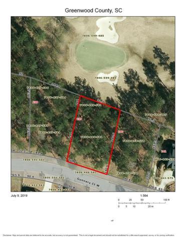 128 Gunnery Court W, Ninety Six, SC 29666 (MLS #117676) :: Premier Properties Real Estate
