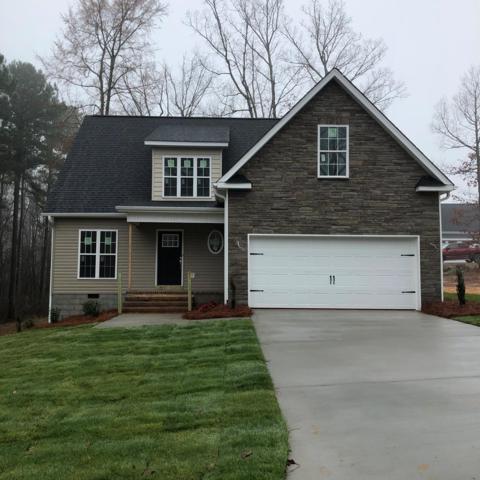 107 Ammonwood Dr, Greenwood, SC 29649 (MLS #117677) :: Premier Properties Real Estate