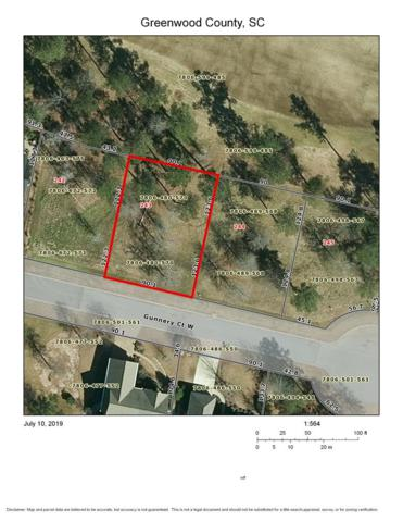 120 W Gunnery Court, Ninety Six, SC 29666 (MLS #117683) :: Premier Properties Real Estate