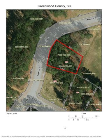 107 Arsenal Drive, Ninety Six, SC 29666 (MLS #117685) :: Premier Properties Real Estate