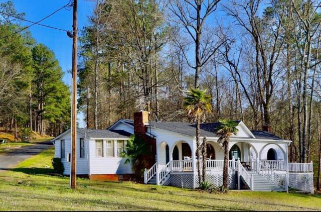 315 Kelly Rd., Cross Hill, SC 29042 (MLS #117699) :: Premier Properties Real Estate