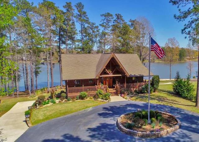 1940 Summerset Bay, Cross Hill, SC 29332 (MLS #117747) :: Premier Properties Real Estate