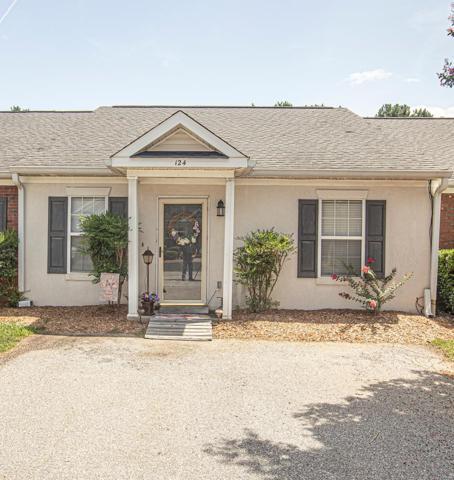 124 Leyland Ct, Greenwood, SC 29649 (MLS #117761) :: Premier Properties Real Estate