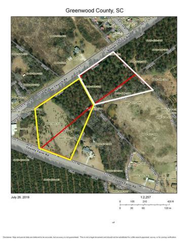 00 Siloam Ch & County Farm, Greenwood, SC 29649 (MLS #117772) :: Premier Properties Real Estate