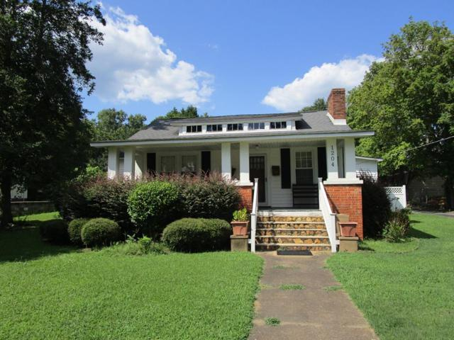 1204 North Main Street, Abbeville, SC 29620 (MLS #117781) :: Premier Properties Real Estate