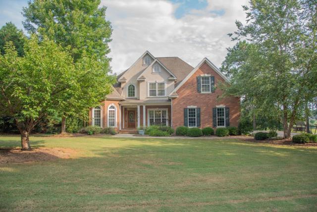 637 Fairway Lakes Road, Greenwood, SC 29649 (MLS #117819) :: Premier Properties Real Estate