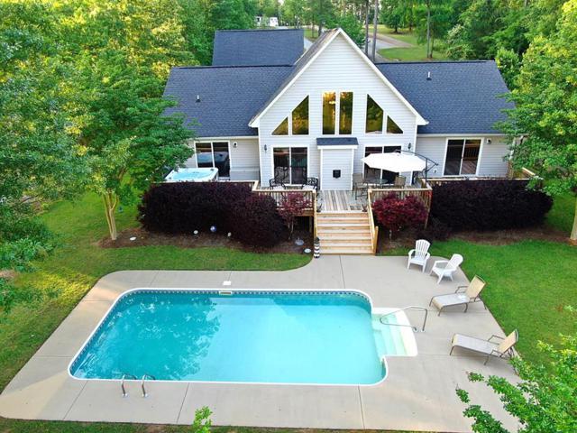 22 Dutchman Court, Cross Hill, SC 29332 (MLS #117826) :: Premier Properties Real Estate