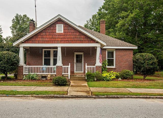 429 Grove Street, Greenwood, SC 29646 (MLS #117828) :: Premier Properties Real Estate