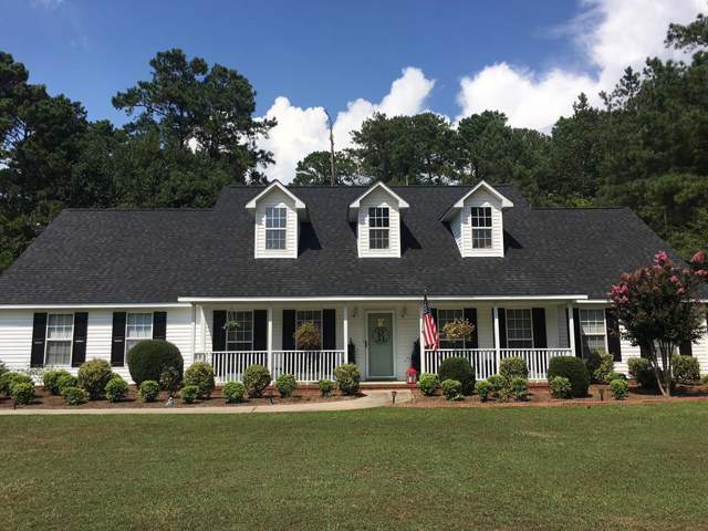 104 Twisted Oak Dr, Greenwood, SC 29646 (MLS #117855) :: Premier Properties Real Estate