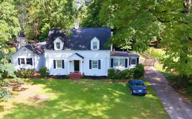 108 Janeway, Greenwood, SC 29649 (MLS #117863) :: Premier Properties Real Estate