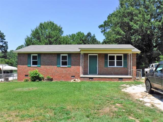 316 Pinehurst Drive, Greenwood, SC 29646 (MLS #117867) :: Premier Properties Real Estate