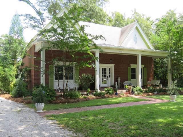 323 N Main St, Cross Hill, SC 29332 (MLS #117872) :: Premier Properties Real Estate