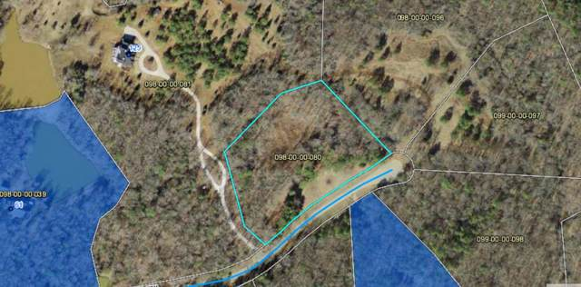 147 Timberland Trail, Abbeville, SC 29620 (MLS #117873) :: Premier Properties Real Estate