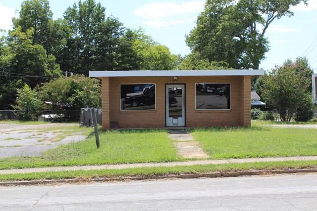 602 Edgefield St, Greenwood, SC 29646 (MLS #117879) :: Premier Properties Real Estate