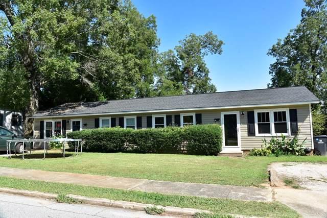 307 Wardlaw Street, Abbeville, SC 29620 (MLS #117882) :: Premier Properties Real Estate