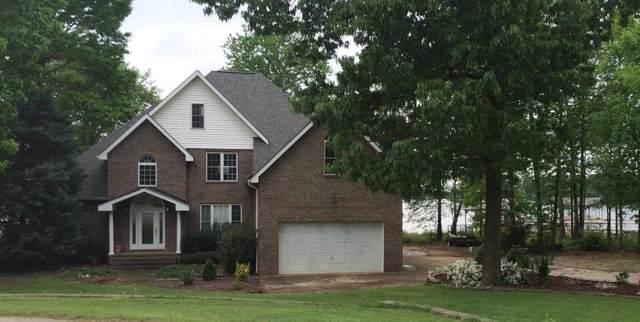 87 Summerset Point Drive, Cross Hill, SC 29332 (MLS #117891) :: Premier Properties Real Estate
