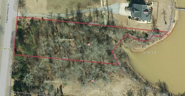 726 Eagles Harbor Drive, Hodges, SC 29649 (MLS #117896) :: Premier Properties Real Estate
