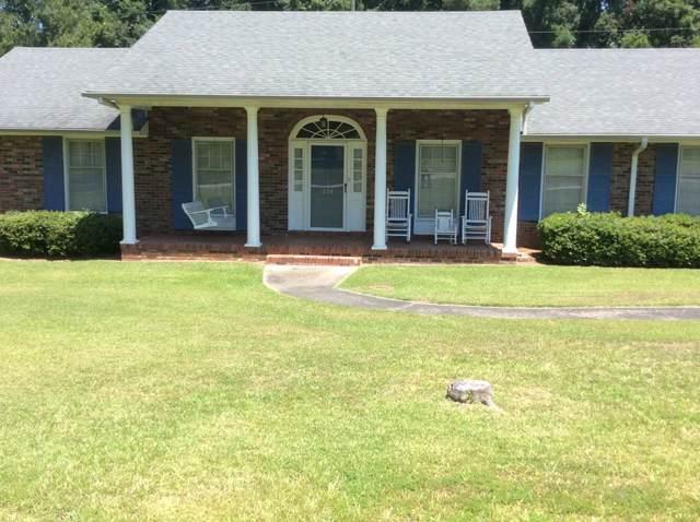 226 Elliott St, Greenwood, SC 29649 (MLS #117899) :: Premier Properties Real Estate