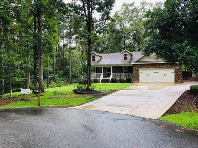 104 Cascade Ct, Greenwood, SC 28649 (MLS #117908) :: Premier Properties Real Estate