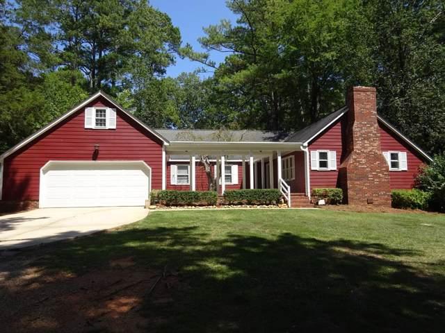 105 Hunting Road, Greenwood, SC 29646 (MLS #117925) :: Premier Properties Real Estate