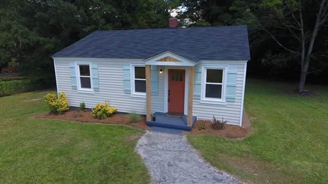 116 Mcdowell, Greenwood, SC 29649 (MLS #117926) :: Premier Properties Real Estate