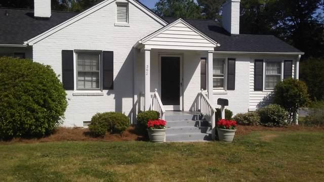 202 Laurel Ave, Greenwood, SC 29646 (MLS #117930) :: Premier Properties Real Estate