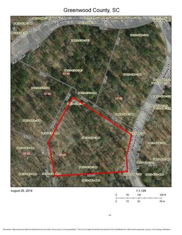 94 Armory Court, Ninety Six, SC 29666 (MLS #117942) :: Premier Properties Real Estate