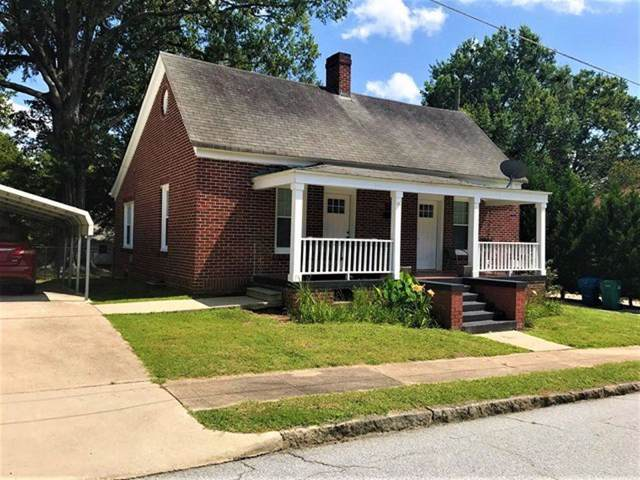 215 S Andrews Avenue, Greenwood, SC 29649 (MLS #117949) :: Premier Properties Real Estate