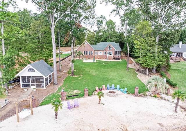 1255 Summerset Bay, Cross Hill, SC 29037 (MLS #117961) :: Premier Properties Real Estate