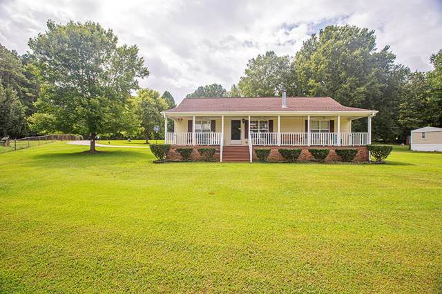 123 Mitchum Drive, Ninety Six, SC 29666 (MLS #117964) :: Premier Properties Real Estate