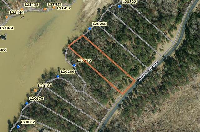 336 Watersedge, Cross Hill, SC 29384 (MLS #117969) :: Premier Properties Real Estate