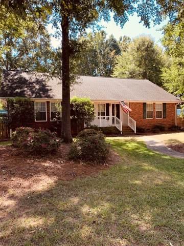 501 Marietta Drive, Greenwood, SC 29646 (MLS #117971) :: Premier Properties Real Estate