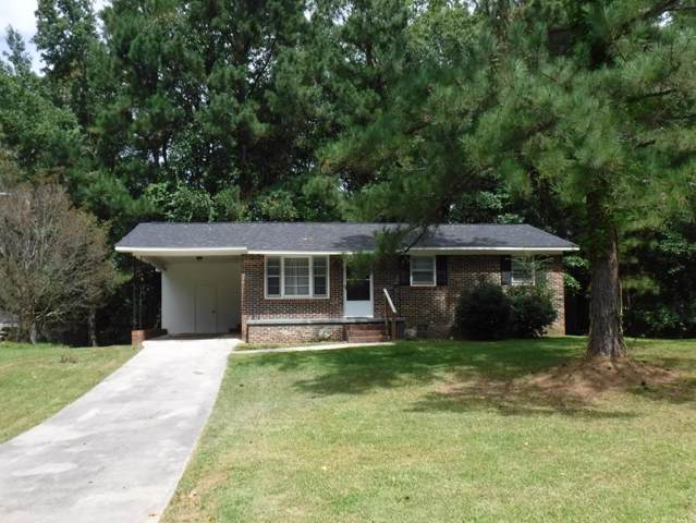 313 Mckellar Drive, Greenwood, SC 29646 (MLS #117983) :: Premier Properties Real Estate