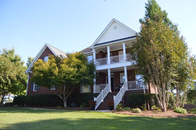 413 Hunters Creek Blvd, Greenwood, SC 29649 (MLS #117991) :: Premier Properties Real Estate