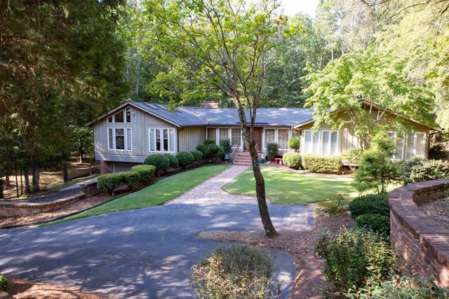 103 Partridge Rd., Greenwood, SC 29649 (MLS #118006) :: Premier Properties Real Estate