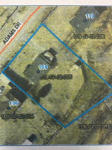108 Adams Dr, Abbeville, SC 29620 (MLS #118007) :: Premier Properties Real Estate