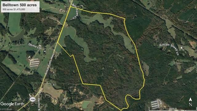 3777 Great Falls Hwy., Lancaster, SC 29720 (MLS #118011) :: Premier Properties Real Estate