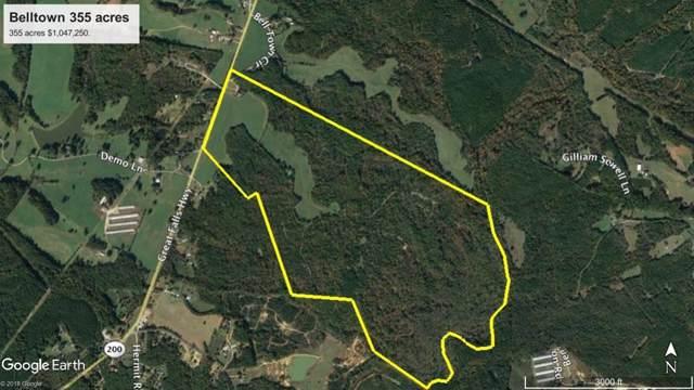 3777 Hwy 200, Lancaster, SC 29720 (MLS #118012) :: Premier Properties Real Estate